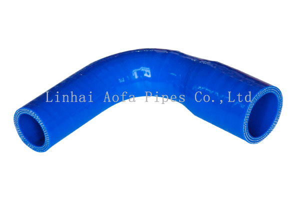 Silicone tube for modified car